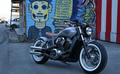 Project Indian Scout